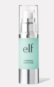 Best e.l.f Hydrating Face Primer for dry skin