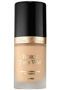 Full Coverage Foundation too Faced Born this Way