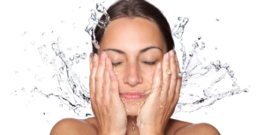 How to wash Acne-Prone Skin